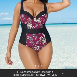 Adore Me Swimsuit one piece 4x